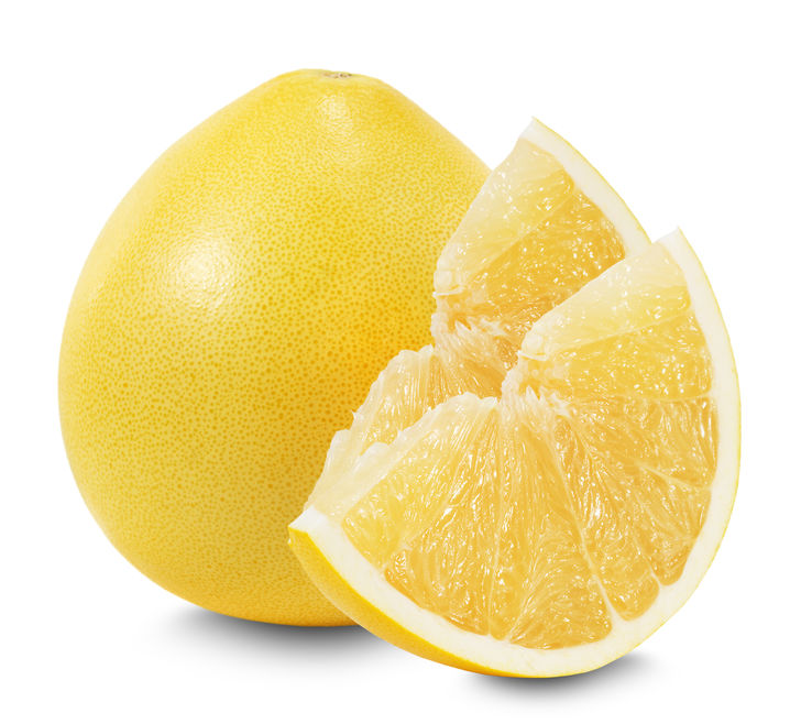 Pomelo ou Chinese grapefruit